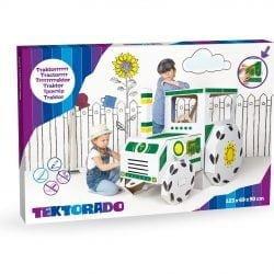 Cardboard Tractorrrrr