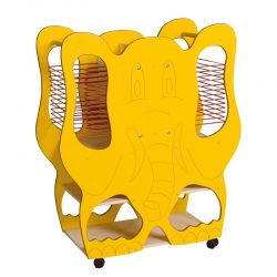 "Easy Access Mobile Artwork Drying rack ""ELEPHANT"""