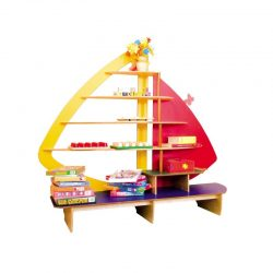 "Shelving Unit ""SAILBOAT"""