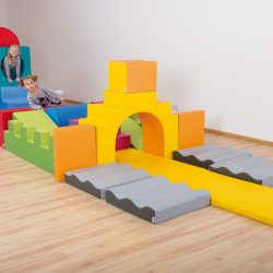 "Large Soft Play Set ""Castle"""