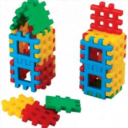 Marioinex Waffle Blocks – 24 pieces