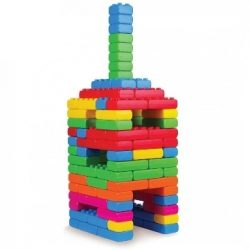 Marioinex Waffle Bricks – 140 pieces