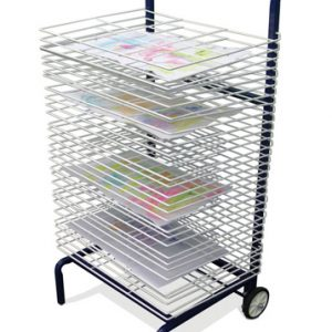 C  Shelf Mobile Dryer