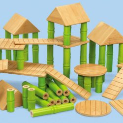 BAMBOO BUILDING BLOCKS – CLASS SET