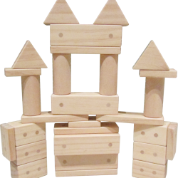 ELS Magnetic Wooden Blocks