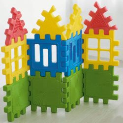 CONSTRUCTION TOWER – SET OF 12