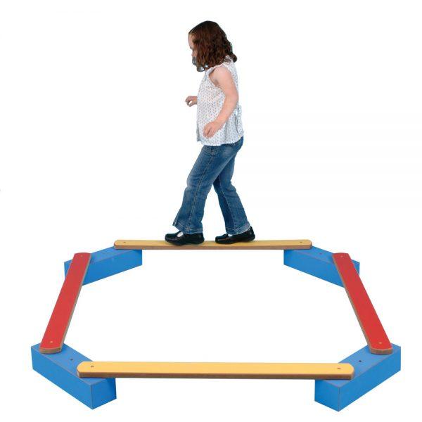 C Wooden Balancing Be