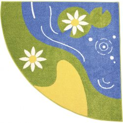 Corner Carpet for Pond & Sensory Walls