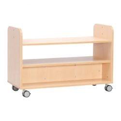 Flexi Mobile Open Cabinet