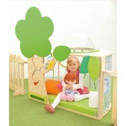 Baby Corner Hideout