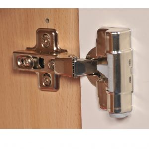 Optional Soft Closing Hinge (one per door – not required on the cloakroom)