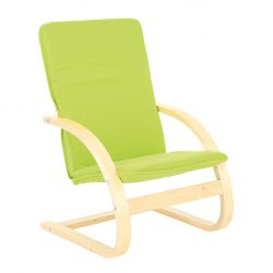 Small Green Armchair NEW