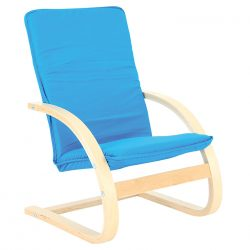Small Blue Armchair NEW