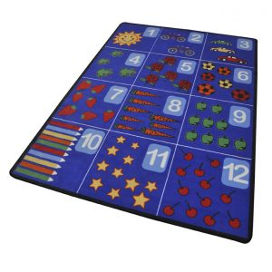 Rectangle Counting Rug