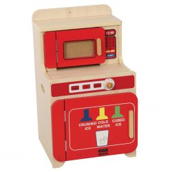 Mini Toddler Microwave/Fridge