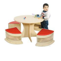 Round Table and Chair Set NEW