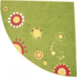 Corner Carpet for Sensory Walls