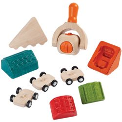 Build- A-Town Dough Set