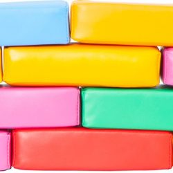 Super brick soft foam 10 pcs.
