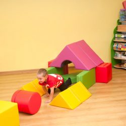 Mini tower soft foam set with cover