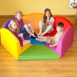 Crocus soft foam seat