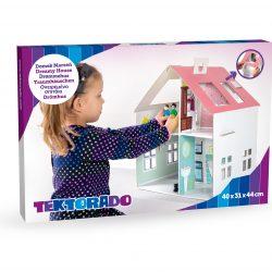 Cardboard Dreamhouse