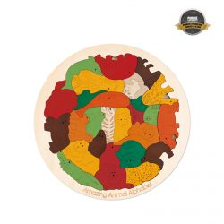 "George Luck Puzzle ""Amazing Animal Alphabet"""