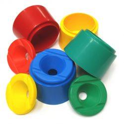 Medium non-spill Waterpot, Set of 4