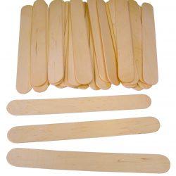 Large Lollipop Sticks, Set of 100