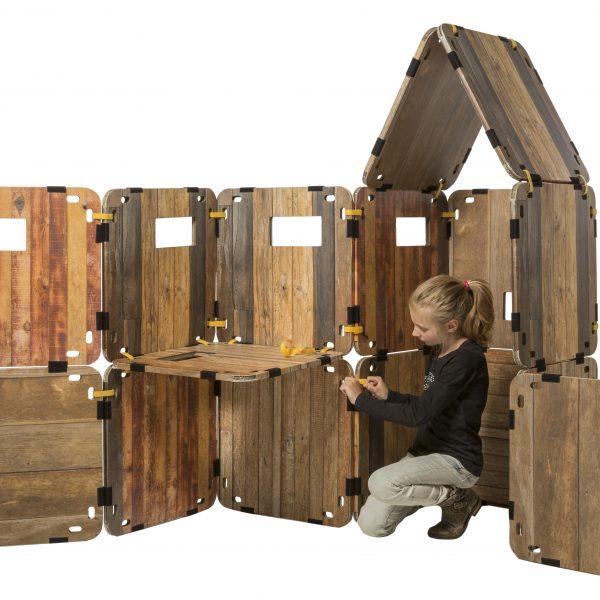 Fantasy Forts Sturdy Julia bouwen