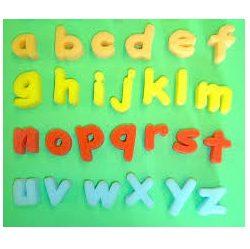Foam Letters a-z lower case