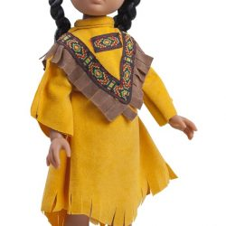 Job Doll Indian Girl