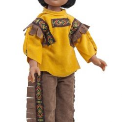 Job Doll Indian Boy