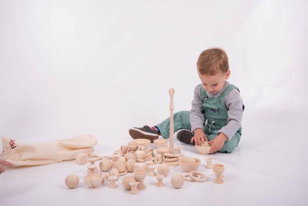 heuristic play, sensory play