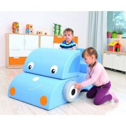 "Large Interactive Soft Play Set ""Car"""