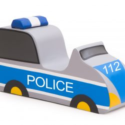 Soft Play Ride On Police
