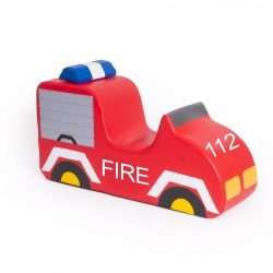 Soft Play Ride On Fire Engine