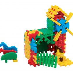 "Marioinex Waffle Blocks – 50 pieces ""Windmill"""