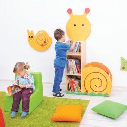 """Bookcase """"Snail"""""""