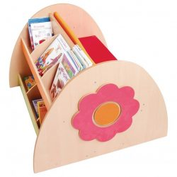 "Bookshelf with Seating ""HEDGEHOG"""