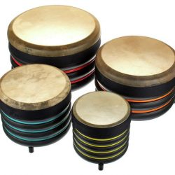 Drum Percussion Set of 4 Low – Trommus
