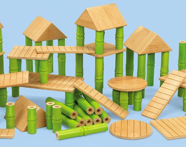 C Bamboo Building Blo