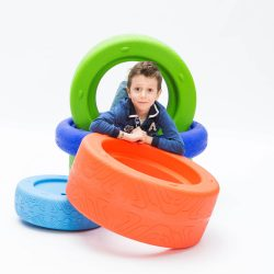 PLAY TYRES – SET OF 3