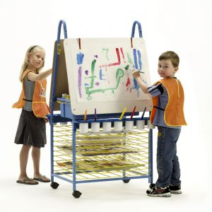 C Double Sided Easel W