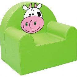 Reading Corner – Cow Armchair