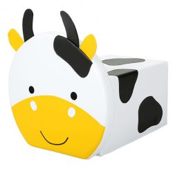 Cow Foam Pouffe NEW