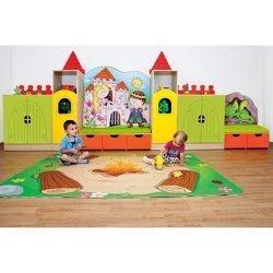 Castle and Dragon Set