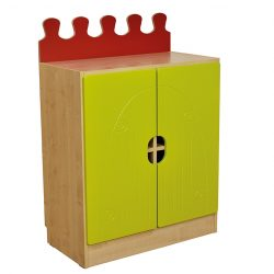 4 Section Cupboard