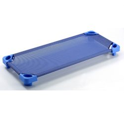 Blue Children's Cot