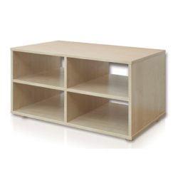 Reading Nook – 4 Shelf Storage Unit